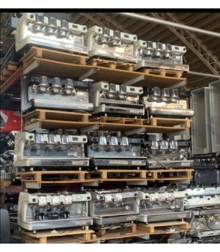 La Cimbali M100 Stock 2-3Group