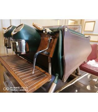 SANREMO CAFE RACER LEATHER 2GROUP MULTIBOILER