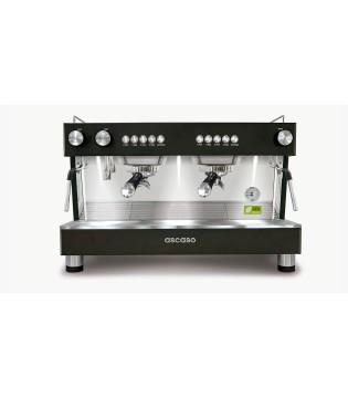 Μηχανή καφέ Ascaso Barista T Zero 2group Μαύρη Smart Boiler