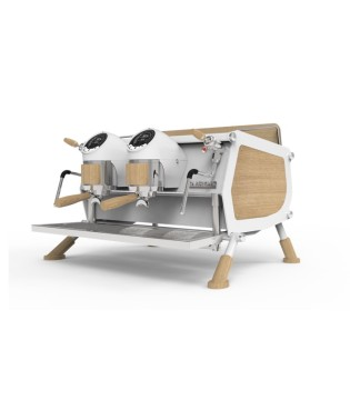 Sanremo Cafe Racer 2Group White Wood