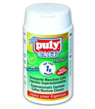 PULY CAFF TABLETS TUB OF 100 - 1 GRAM