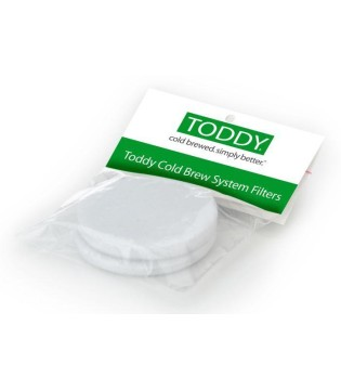 TODDY FILTERS - DOMESTIC PACK OF 2