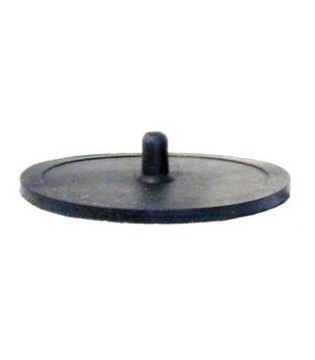 RUBBER BLANKING DISC 49MM