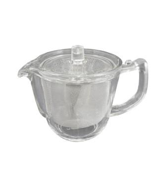 ESPRESSO GEAR GLASS TEA POT 250ML